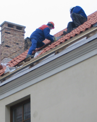 Roof Repairs El Cajon CA