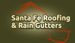 Santa Fe Roofing and Rain Gutters, Inc. Logo