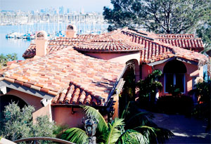 Residential roofing in San Diego, CA